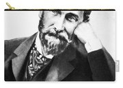 Joseph Pulitzer (1847-1911) Carry-all Pouch
