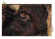 Kansas Buffalo Carry-all Pouch