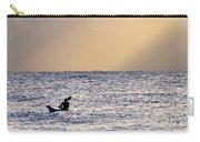 Kayak At Dawn Carry-all Pouch