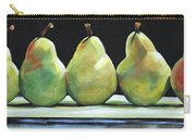 Kitchen Pears Carry-all Pouch