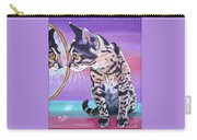 Kitten Image Carry-all Pouch