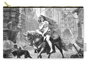 Lady Godiva (11th Century) Carry-all Pouch