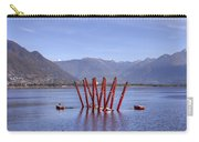 Lake Maggiore Locarno Carry-all Pouch by Joana Kruse