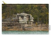 Lake Superior Pictured Rocks 49 Carry-all Pouch