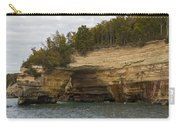 Lake Superior Pictured Rocks 50 Carry-all Pouch
