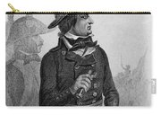 Lazare Carnot (1753-1823) Carry-all Pouch