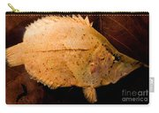 Leaf Fish Carry-all Pouch
