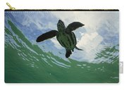 Leatherback Sea Turtle Dermochelys Carry-all Pouch