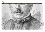 Leonard Wood (1860-1927) Carry-all Pouch by Granger