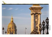 Les Invalides Carry-all Pouch