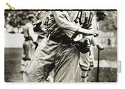 Leslie Bush (1892-1974) Carry-all Pouch by Granger