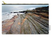Lichen On The Rocks Carry-all Pouch
