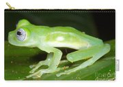 Limon Giant Glass Frog Carry-all Pouch