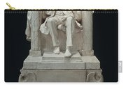 Lincoln Memorial: Statue Carry-all Pouch