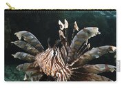 Lionfish, Indonesia Carry-all Pouch