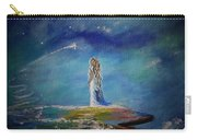 Little Wishes By The Sea Carry-all Pouch