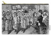 Lockwood Campaign, 1884 Carry-all Pouch
