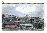 Locomotive Factory, C1855 Carry-all Pouch