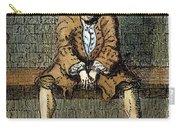London: Debtors Prison Carry-all Pouch