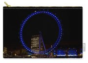 London Eye Night View Carry-all Pouch