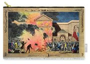 London: Gordon Riots, 1780 Carry-all Pouch