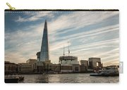 London Skyline Sunset Carry-all Pouch