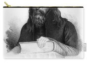 Lorenzo Dow (1777-1834) Carry-all Pouch