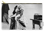 Lotta Crabtree (1847-1924) Carry-all Pouch