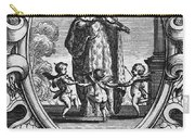 Louis, Dauphin Of France Carry-all Pouch
