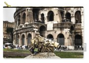 love locks in Rome Carry-all Pouch