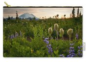 Lupine Sunset Carry-all Pouch
