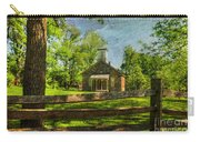 Lutz-franklin Schoolhouse Carry-all Pouch