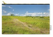 Maine Blueberry Field In Summer Carry-all Pouch