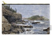 Maine: Mount Desert Island Carry-all Pouch by Granger