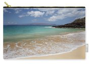 Makena Ocean And Sand Carry-all Pouch