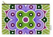Mandala Of Abundance Carry-all Pouch