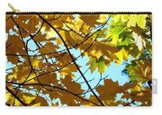 Maple Leaf Canopy Carry-all Pouch