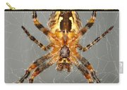 Marbled Orb Weaver Spider Carry-all Pouch