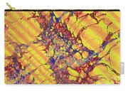 Marbled Paper Carry-all Pouch