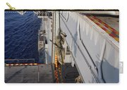 Marines And Sailors Fast-rope Carry-all Pouch by Stocktrek Images