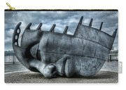 Maritime Memorial Cardiff Bay Carry-all Pouch