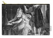 Mary Queen Of Scots Carry-all Pouch