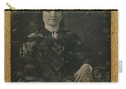 Mary Todd Lincoln, First Lady Carry-all Pouch by Photo Researchers