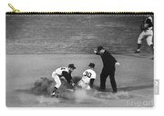 Maury Wills (1932- ) Carry-all Pouch by Granger