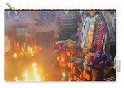 Maximon Ceremony In Guatemala Carry-all Pouch