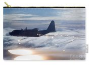 Mc-130p Combat Shadow Dropping Flares Carry-all Pouch
