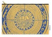 Medieval Zodiac Carry-all Pouch