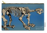 Megatherium Extinct Ground Sloth Carry-all Pouch by Science Source
