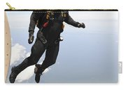 Member Of The U.s. Army Golden Knights Carry-all Pouch