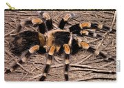 Mexican Red-legged Tarantula Carry-all Pouch